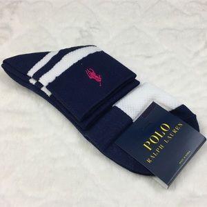 NWT Polo by Ralph Lauren Women's Socks